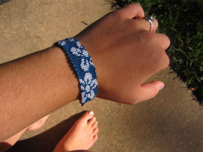 Photo of A25540 by BilliePepper - friendship-bracelets.net.