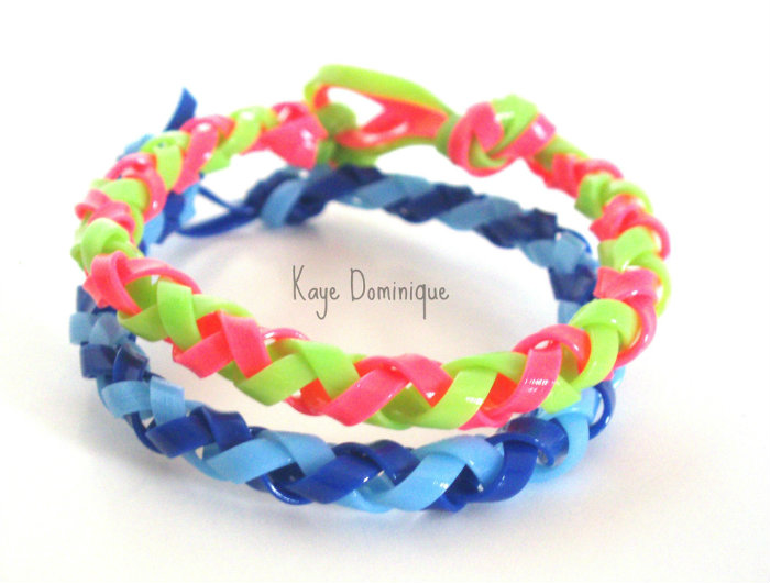How To Make Craft Lace Friendship Bracelets