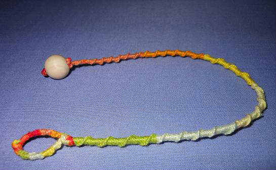 Friendship Bracelets Chinese Staircase Pattern