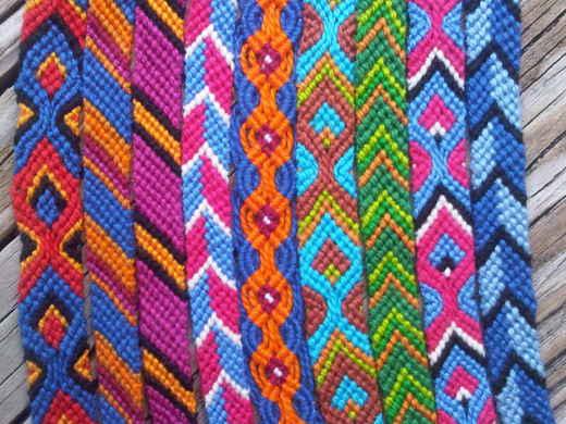 Pattern 5970 Friendship Bracelets Net