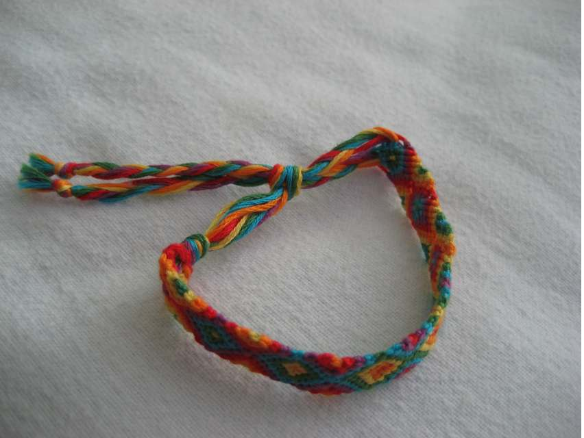 Tutorial Friendship Bracelets
