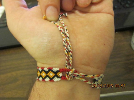 Tutorial - friendship-bracelets net